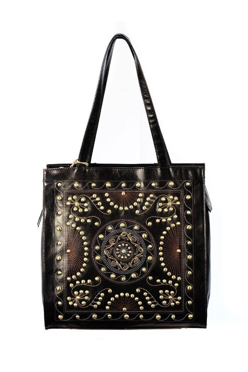 Hobo Avalon Leather Tote bag - Front Cropped Image
