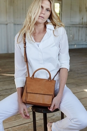 Hobo Meter Structured Purse - Front full body