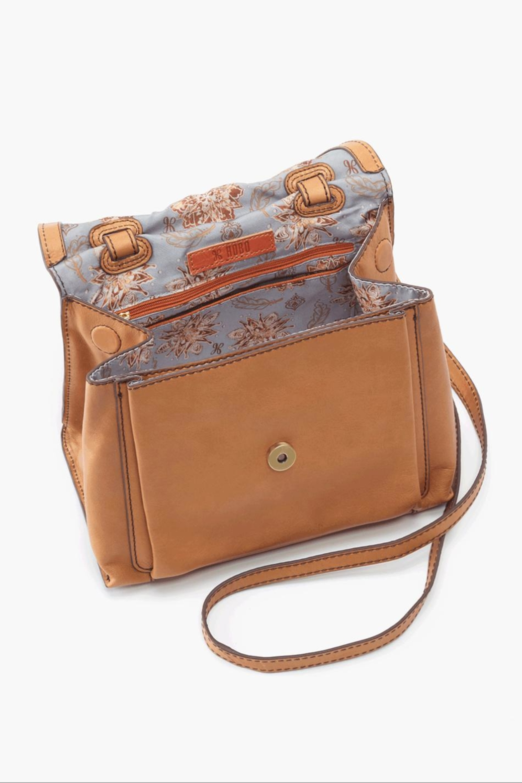 Hobo Meter Structured Purse - Side Cropped Image