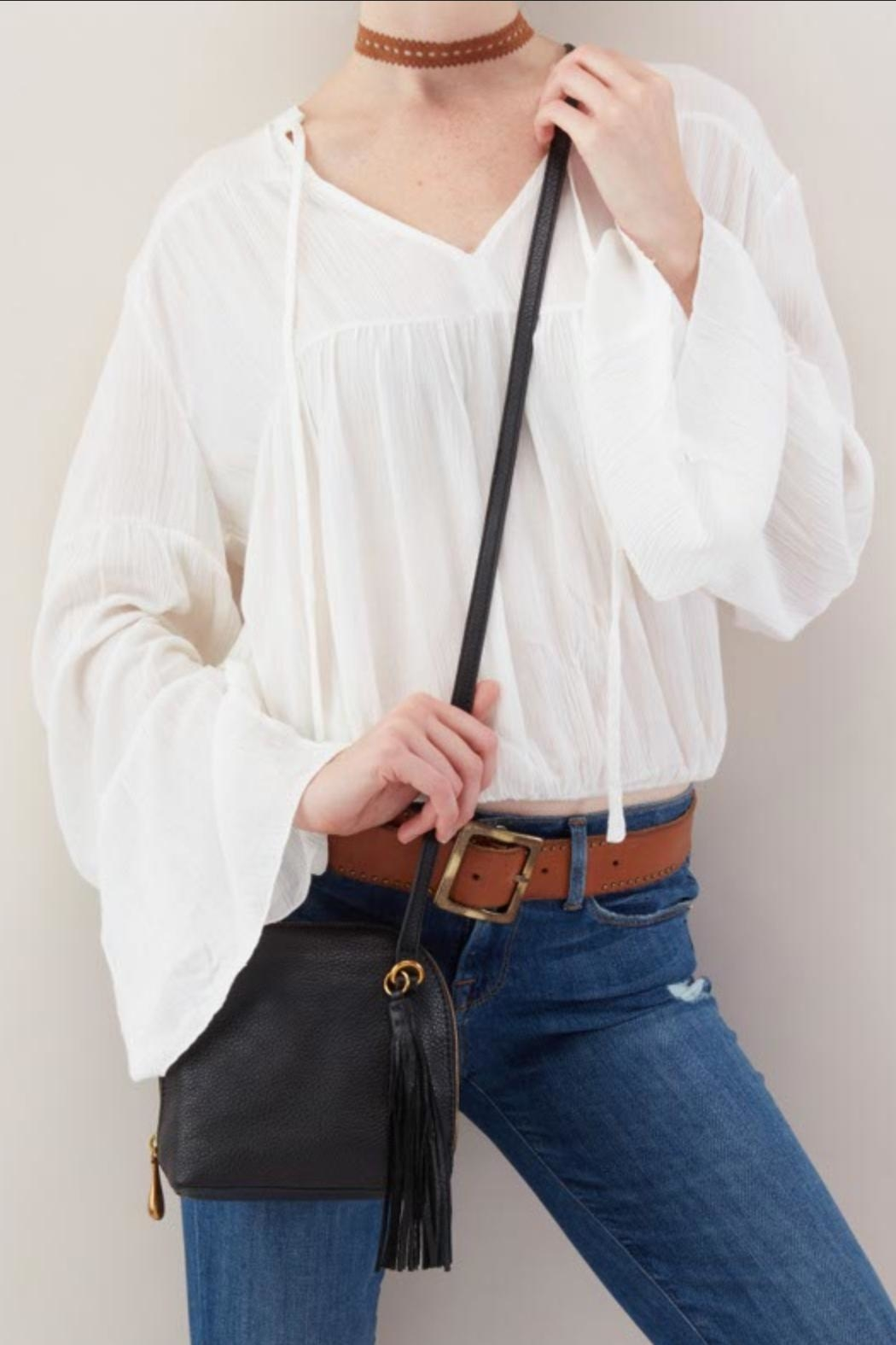 Hobo Nash Crossbody - Side Cropped Image
