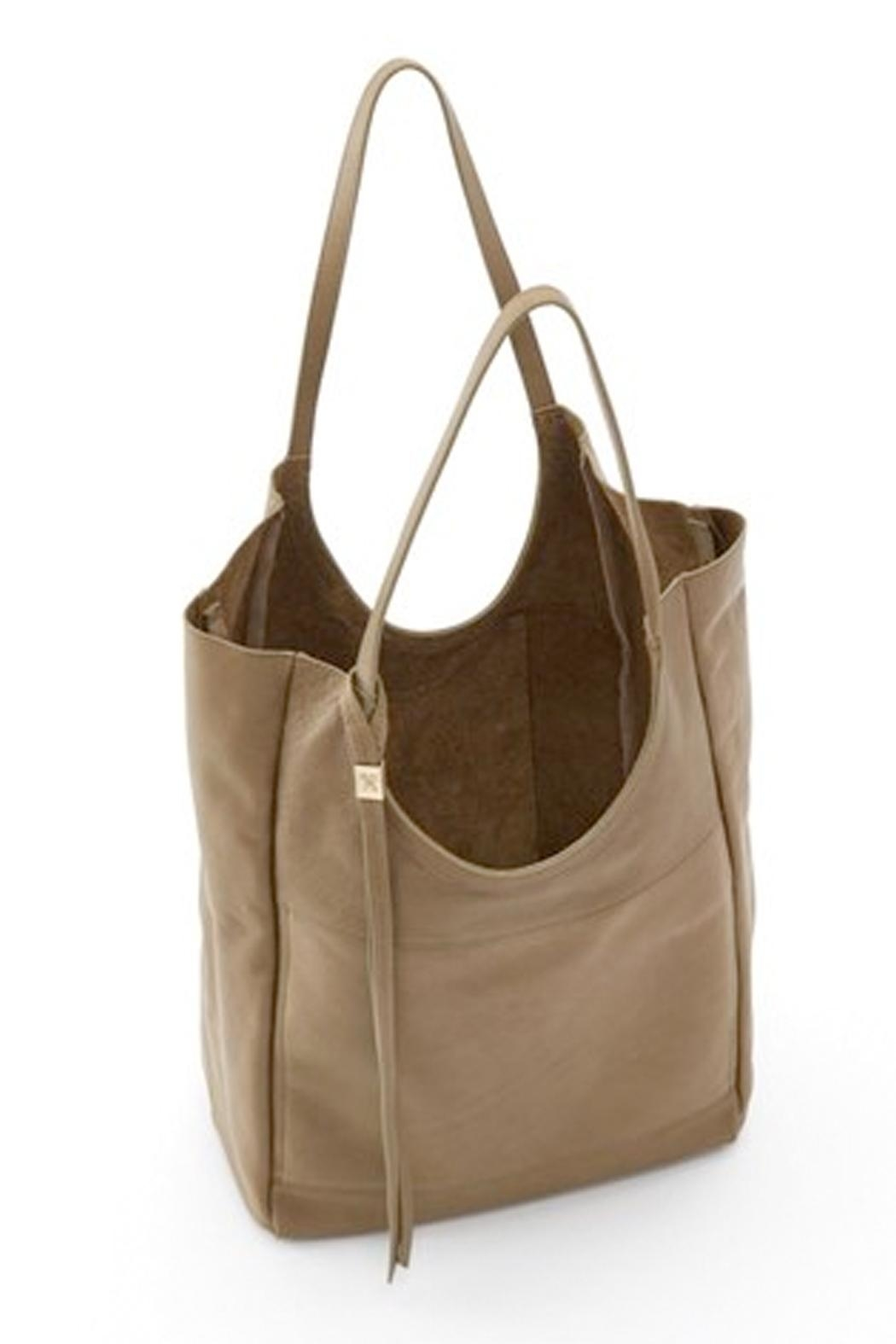 Hobo Native Unlined Tote - Side Cropped Image