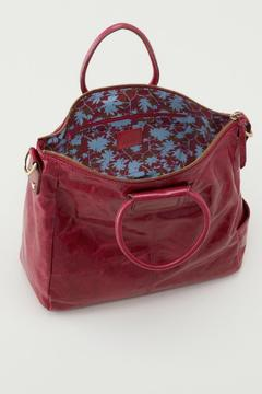 Shoptiques Product: Red Leather Purse