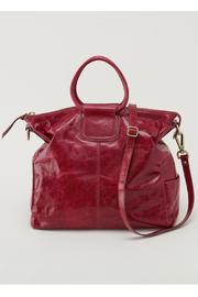 Hobo Red Leather Purse - Product Mini Image