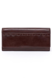 Hobo Rider Leather Wallet - Front cropped