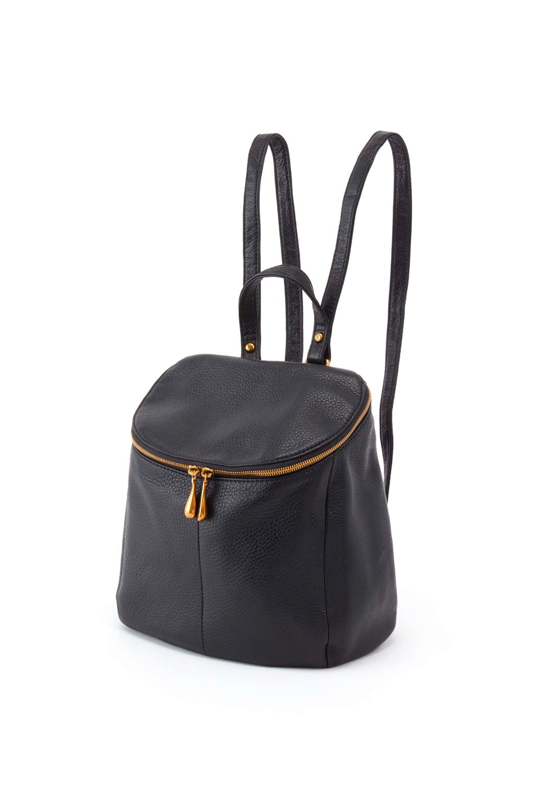 Hobo River Leather Backpack - Main Image