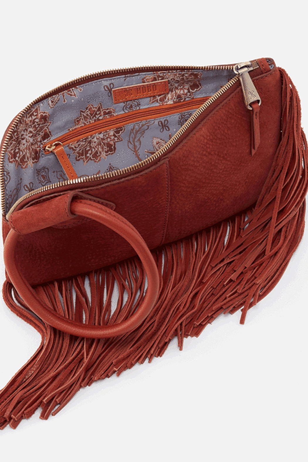 Hobo The Original Hobo Sable Fringe Wristlet - Main Image