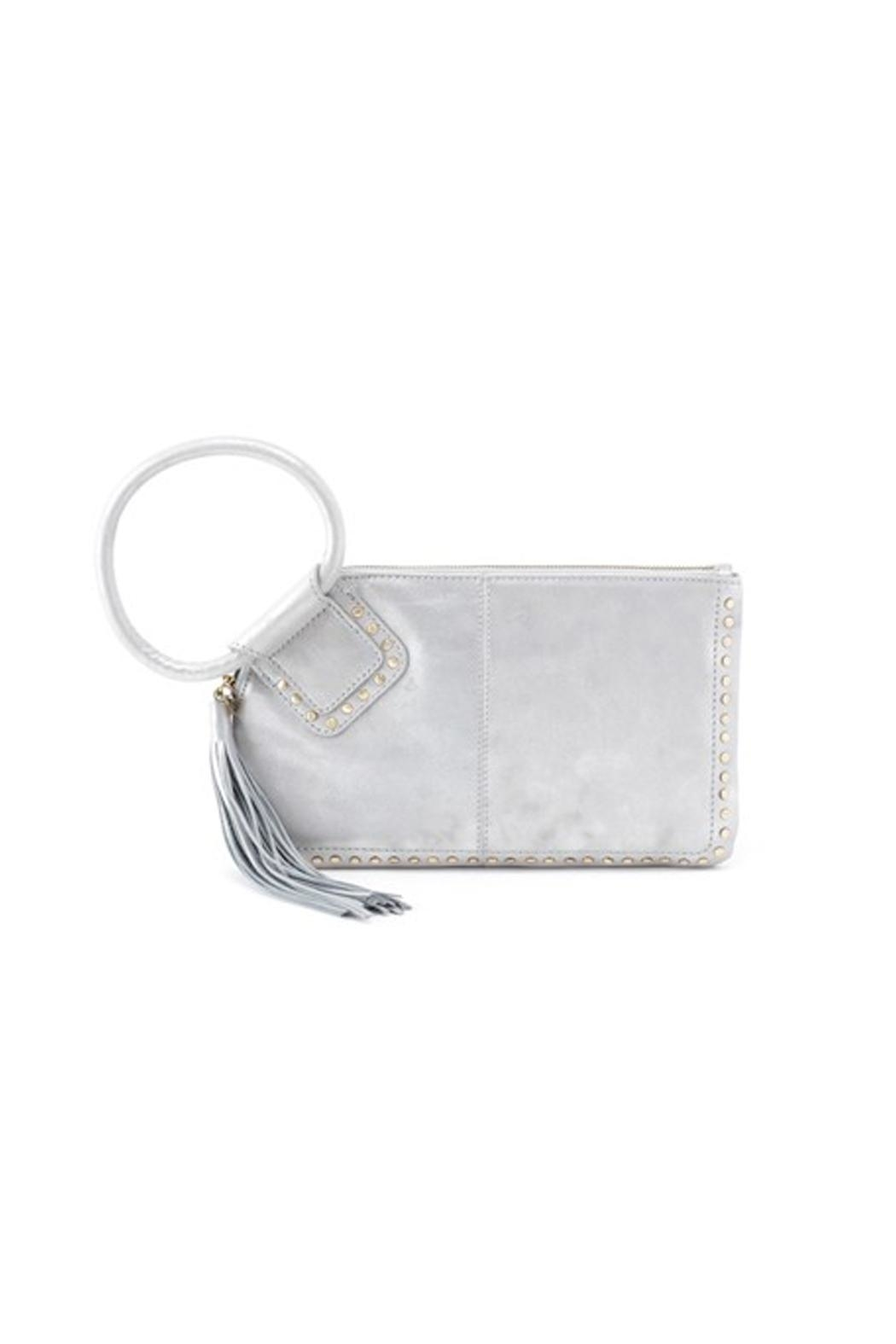Hobo Sable Stud Wristlet - Front Cropped Image