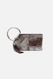 Hobo Sable Wristlet Clutch - Front cropped