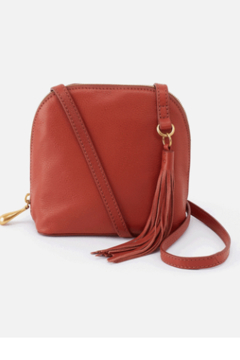 Hobo Sienna Red Leather Crossbody - Product List Image