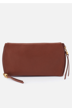 Shoptiques Product: Hobo Spark Toffee Leather Glasses Case