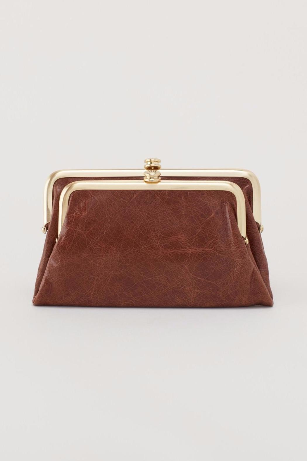 Hobo Suzette Leather Wallet - Front Cropped Image