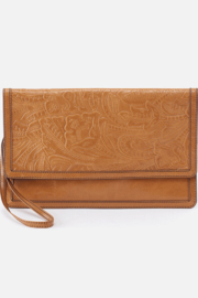 Hobo The Original Hobo the Original Crest Clutch Wristlet - Product Mini Image