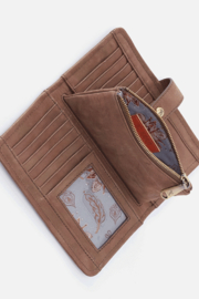 Hobo The Original Hobo the Original Torch Wallet Limited Edition - Front full body