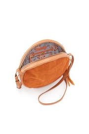 Hobo Union Suede Crossbody - Front full body