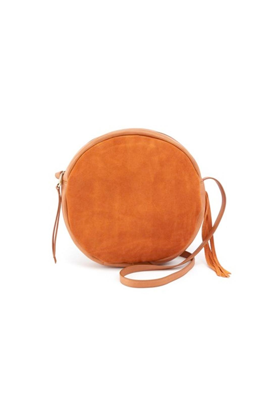 Hobo Union Suede Crossbody - Front Cropped Image