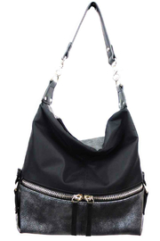 Sondra Roberts Hobo with trim - Product Mini Image