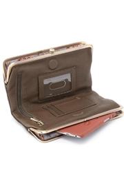 HOBO Bags Leather Wallet - Front full body