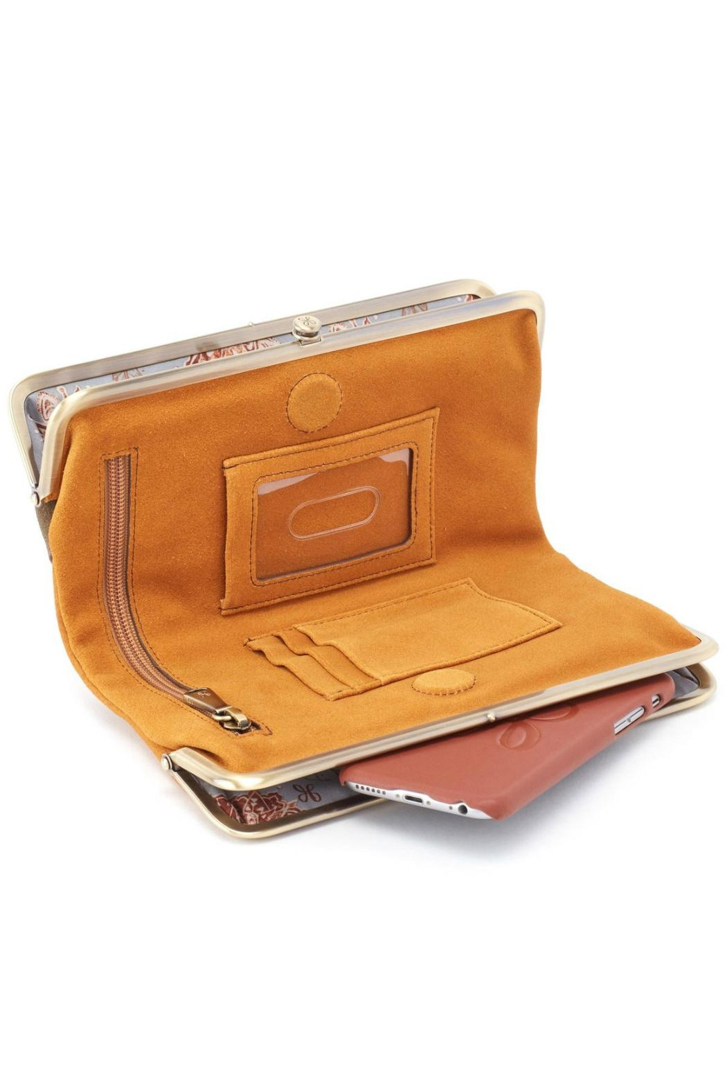 HOBO Bags Leather Wallet - Front Full Image