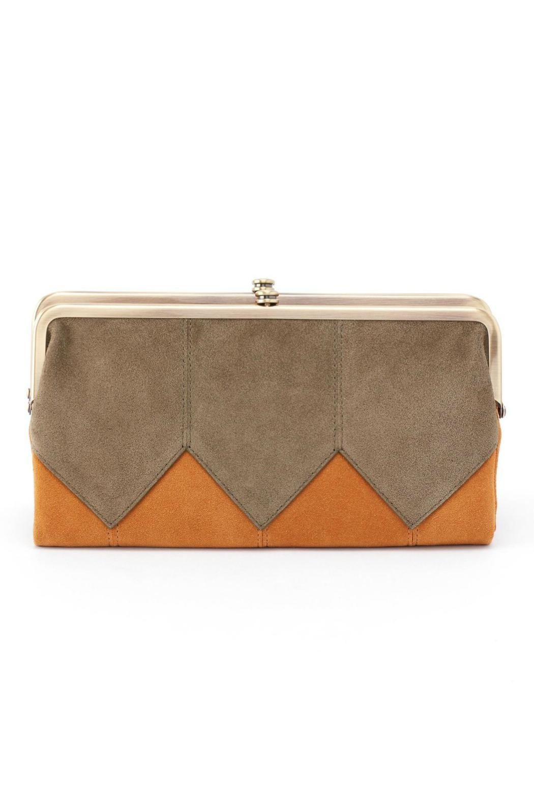 HOBO Bags Leather Wallet - Front Cropped Image