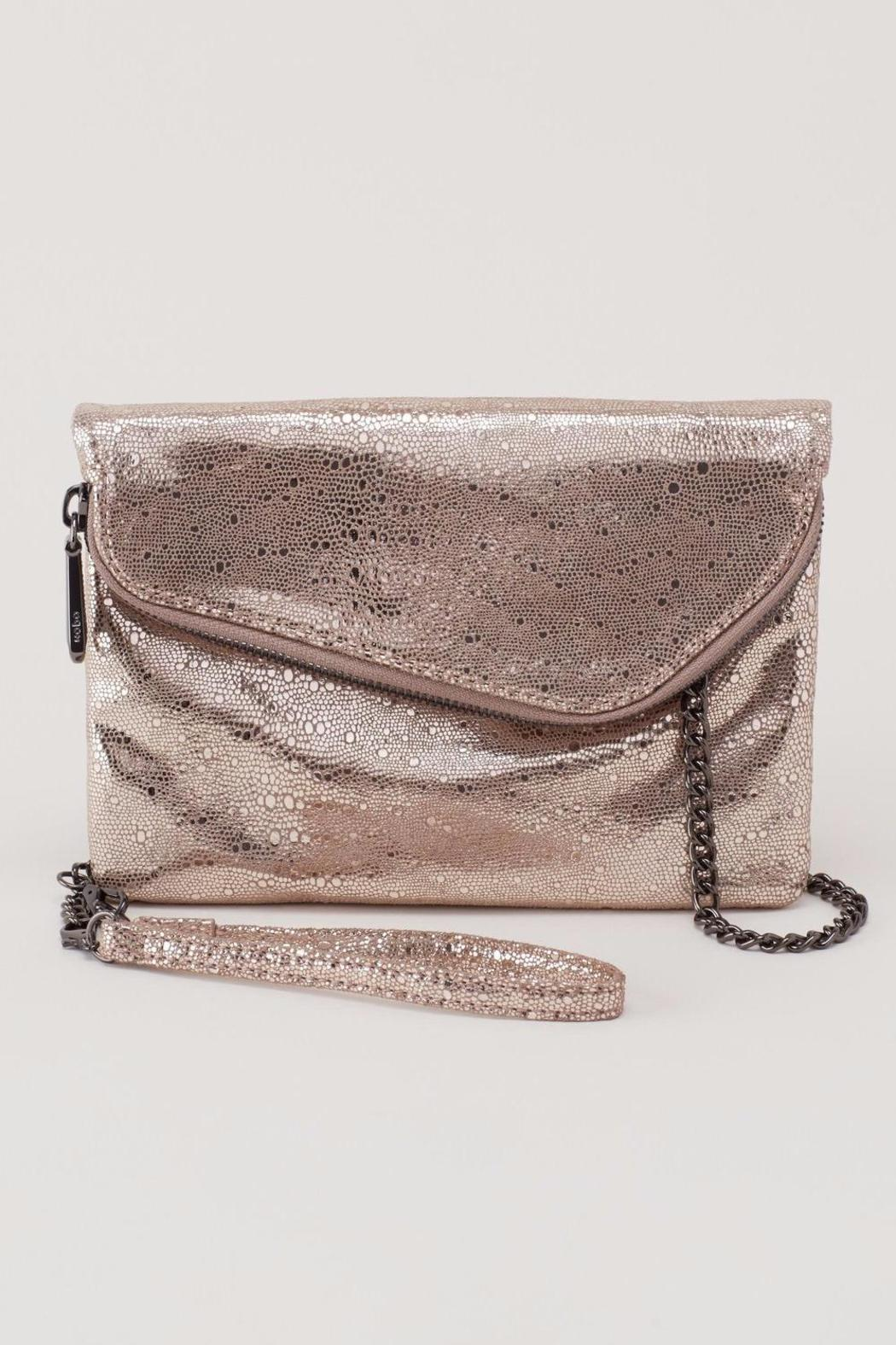 Hobo The Original Daria Crossbody Clutch - Front Cropped Image
