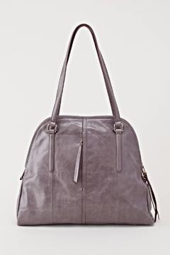 Shoptiques Product: Grey Leather Tote