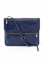 Hobo The Original Indigo Leather Crossbody - Product Mini Image