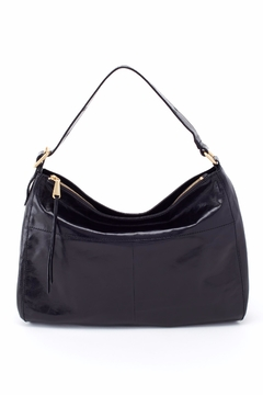 Shoptiques Product: Leather Slouchy Hobo
