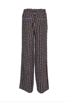Hofmann Copenhagen Striped Trousers - Product List Image