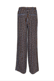 Hofmann Copenhagen Striped Trousers - Product Mini Image