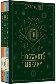 Scholastic Hogwarts Library - Front cropped