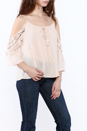 HOKI POKI KANA Odela Lace Blouse - Product Mini Image