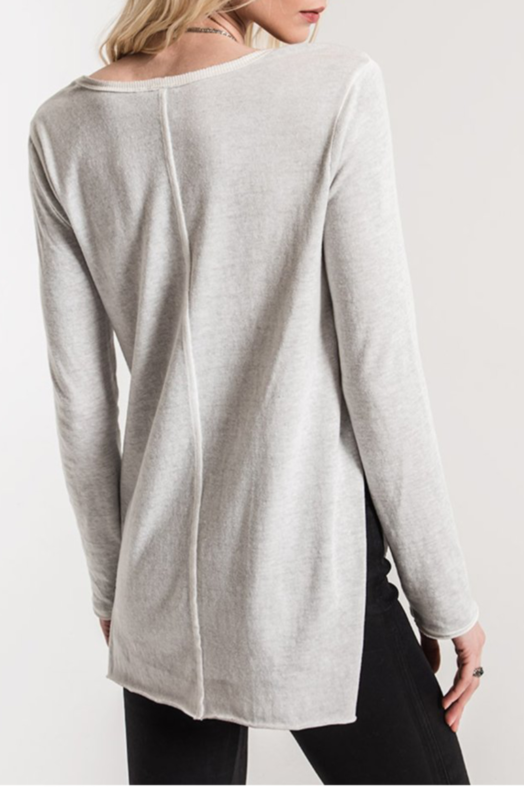 White Crow Holbrook L/S Top - Side Cropped Image