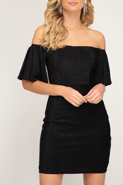 She + Sky Holiday Babe dress - Front cropped