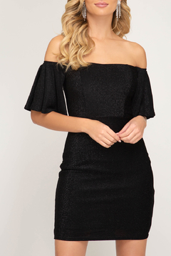 She + Sky Holiday Babe dress - Product List Image