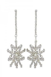 Periwinkle by Barlow HOLIDAY DAZZLE CRYSTAL DROP SNOWFLAKES - Product Mini Image
