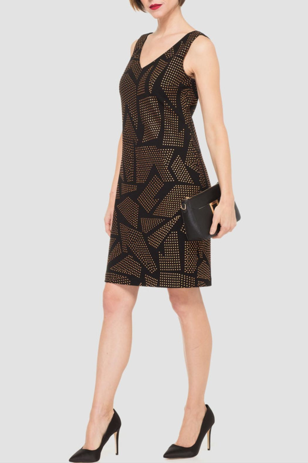 Joseph Ribkoff Holiday Dress - Main Image
