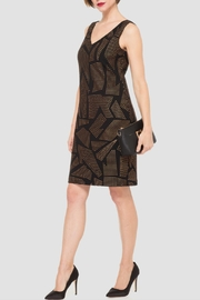Joseph Ribkoff Holiday Dress - Front cropped