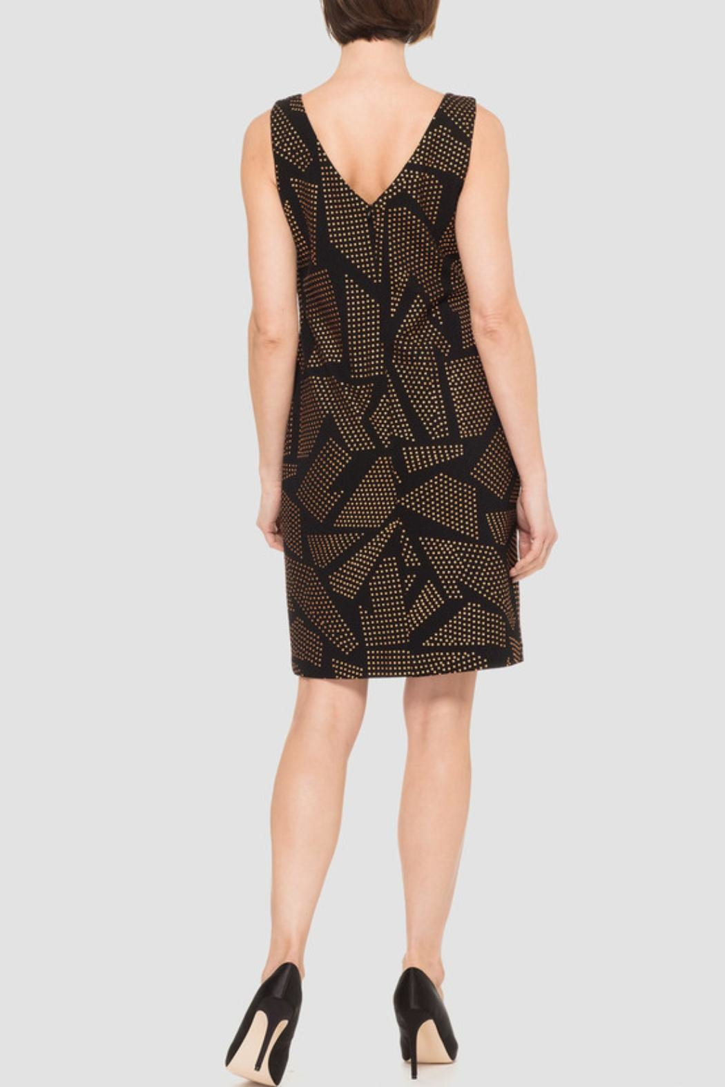Joseph Ribkoff Holiday Dress - Front Full Image