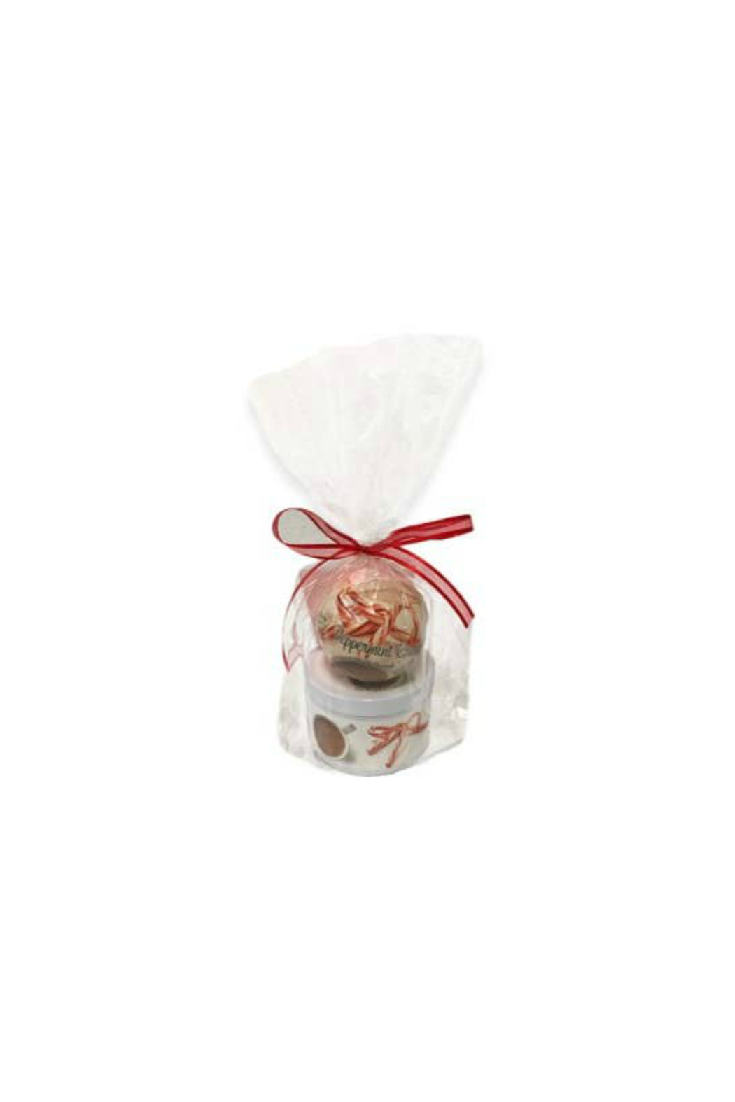 Primal Elements HOLIDAY GIFT BAG PEPPERMINT - Main Image