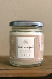 Gift Craft Holiday mini candle - Front cropped