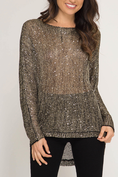Shoptiques Product: Holiday Nights top