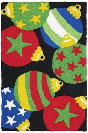 Jelly Bean Rugs Holiday Ornaments - Product Mini Image