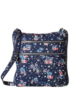 Vera Bradley Holiday Owls Triple-Zip - Product List Image