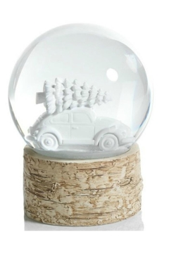 Shoptiques Product: Holiday Snow Globe