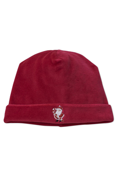 Kissy Kissy Holiday Velour Hat - Product List Image