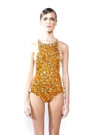 Holidolls Luxury Swimgerie Cannes Amber - Side cropped