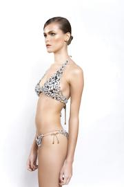 Holidolls Luxury Swimgerie Sardinia Classic - Back cropped