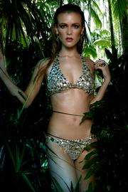 Holidolls Luxury Swimgerie Sardinia Classic - Front cropped