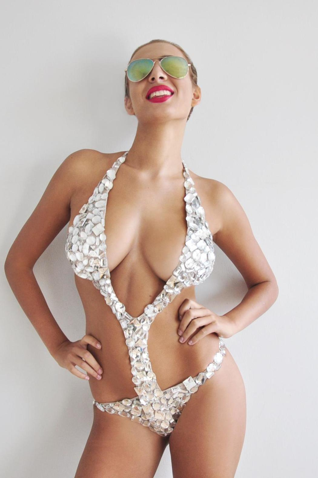 Holidolls Luxury Swimgerie St. Tropez - Front Full Image
