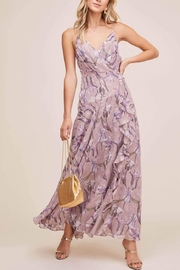 ASTR Holland Floral Maxi Dress - Product Mini Image